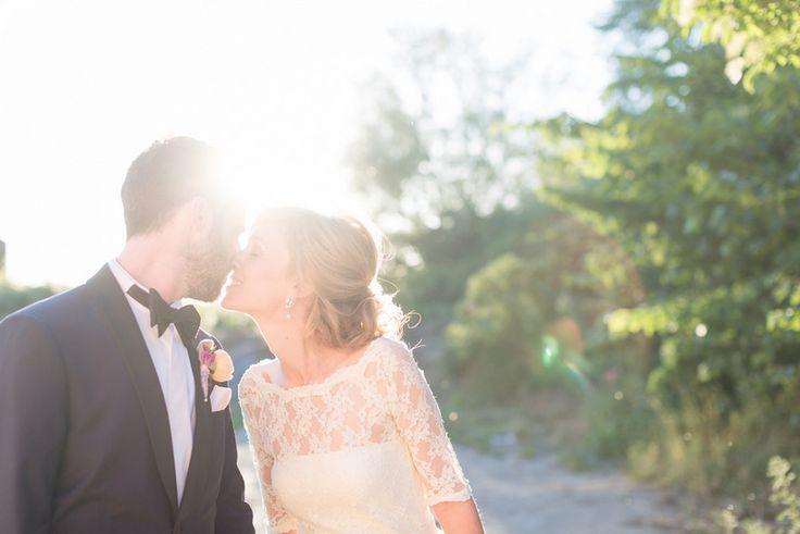 Bryllup fra Bokskogen Golfklubb i Sverige av Loke Roos