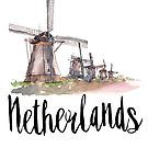 Netherlands by creativelolo