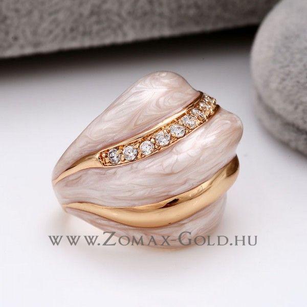 Perla gyűrű - Zomax Gold divatékszer www.zomax-gold.hu
