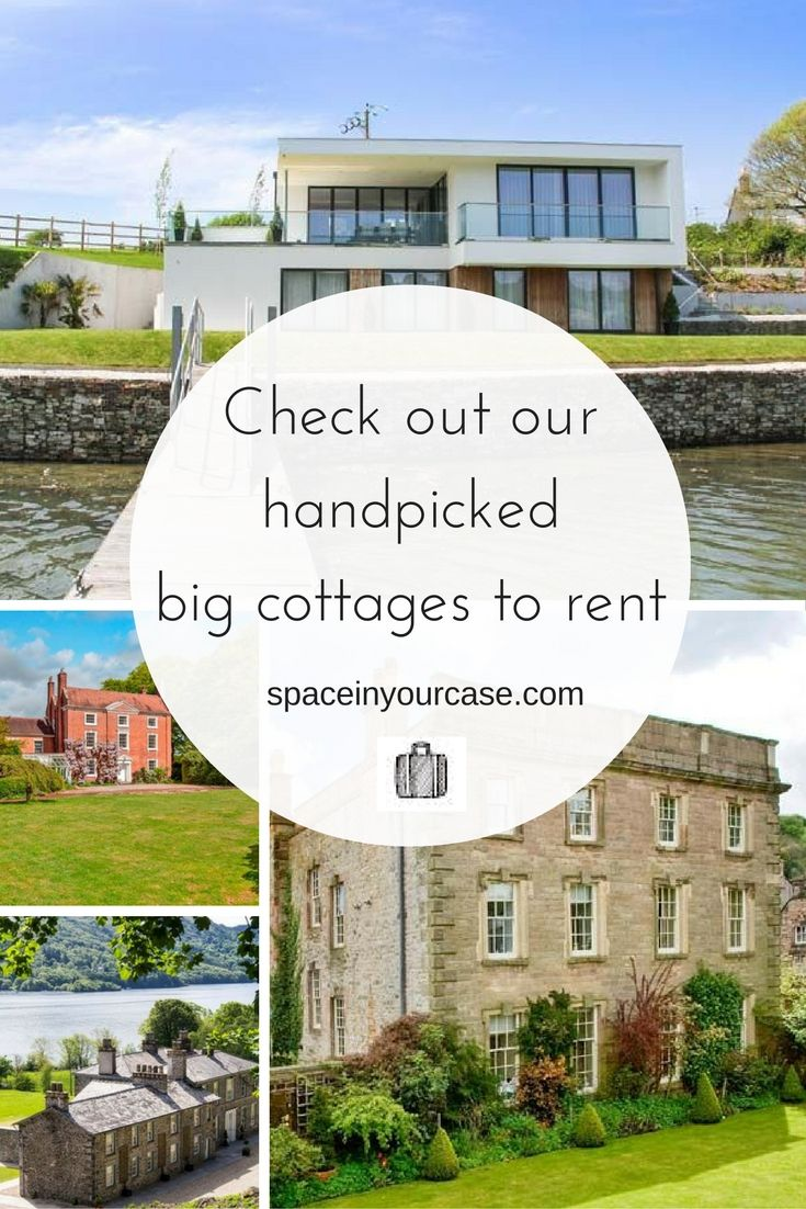 Planning a big family or friends holiday, weekend break or get together? Looking for a luxury large cottages to rent? We've handpicked 10 incredible big cottages to rent for truly memorable friends and family get togethers, click to be wowed!