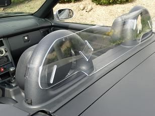 Mercedes SLK 200 #Windscreen, #Windblocker, #Winddeflector by Windblox www.windblox.com/