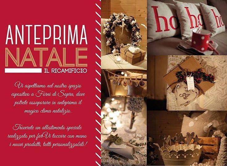"""ANTEPRIMA NATALE  Due giorni per assaporare in anteprima il magico clima natalizio in collaborazione con i Vigneti Negro, Dorbolò Gubane e le creazioni di Giochi di Luce.  Ecco il programma:  SABATO 31 OTTOBRE Apertura negozio: dalle 9:30 alle 12:30 e dalle 14:00 alle 19:00  Ore 11:00 Degustazione di vino Vigneti Negro con possibilità di acquistare le confezioni regalo.  Ore 14:30 dimostrazione gratuita """"Christmas packaging: come rendere originale un pacco regalo"""" (gradita la prenotazione)"""