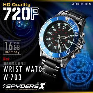 最新!超小型カメラ最前線: 超小型ビデオカメラ 腕時計型 スパイダーズX (W-703) スパイカメラ 1200万画素 16GB...