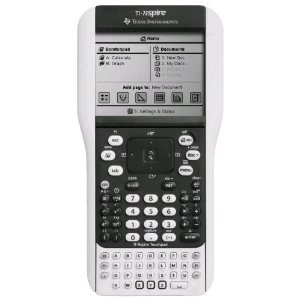 Texas Instruments Ti-nspire Graphing Calculator with Touchpad (Office Product) www.amazon.com/...