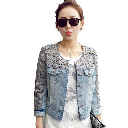 courte femme na pintereste veste courte sak a jean noir femme