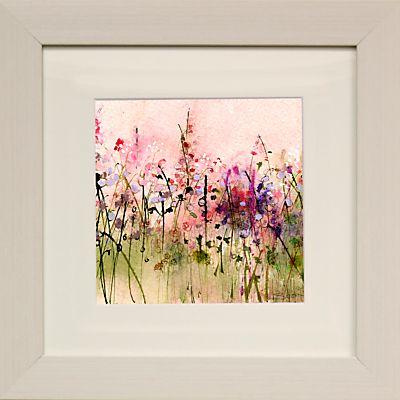 buy sue fenlon meadow flowers framed print 35 x 35cm online at johnlewis