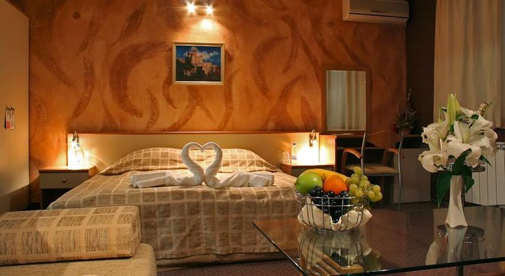 Hotel Brod Sofia The modern Hotel Brod is situated at the foot of Vitosha Mountain, a 5-minute drive from Sofia centre and 8 km from Sofia Airport. A bus stop can be found within a 2-minute walk.