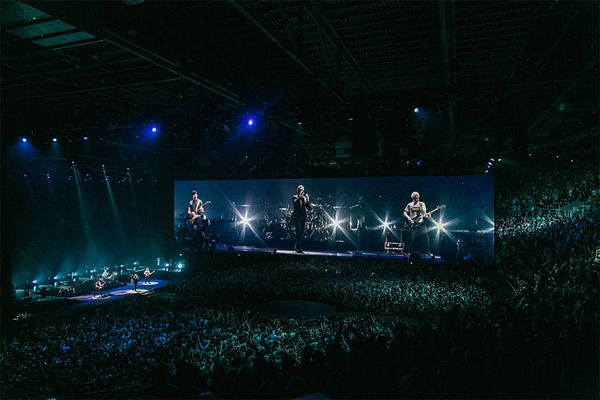 U2 > News > 'Great to be back in McGonagles'