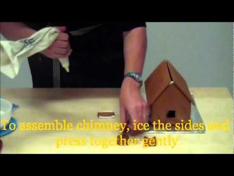 IKEA GINGERBREAD HOUSE VIDEO
