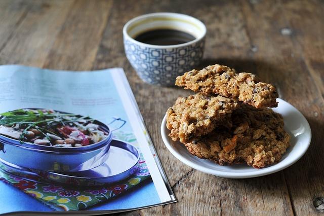 Salty Sweet Oats Cookies