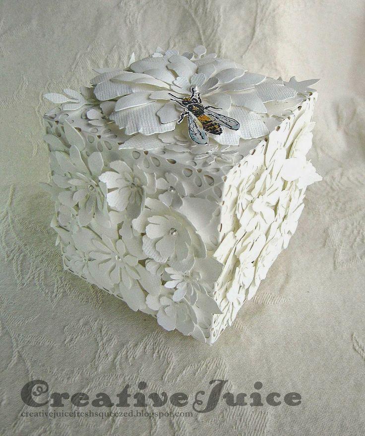 Creative Juice: Floral Artist Trading Block