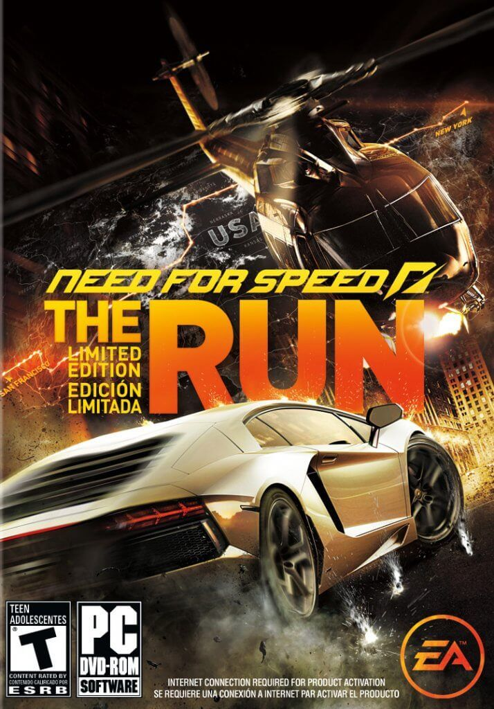 Refinar cerca Descripción del negocio  Game PC Rip - Need for speed The Run Edición Limitada [Multi] [MEGA] | Need  for speed, Xbox 360, Speed