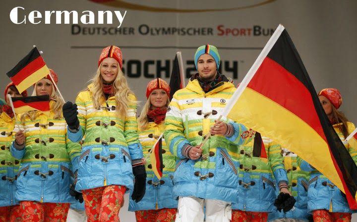 Thank you Germany. via Highland Fashionista.