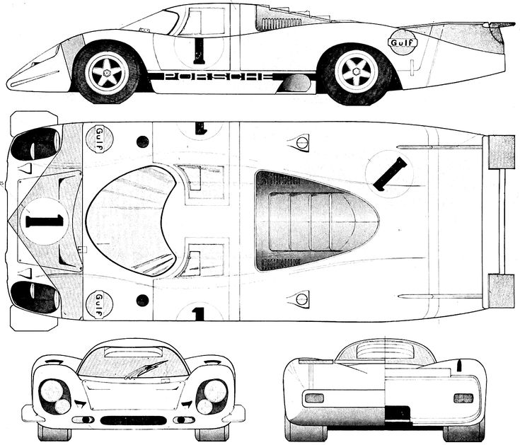 The 153 best Technical Drawings, Cars images on Pinterest | Lace ...