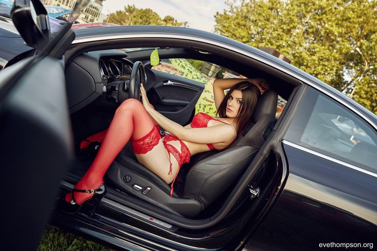 Sexy girls drive speed cars