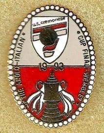 CREMONESE U.S.  Coppa Anglo-Latina 1993