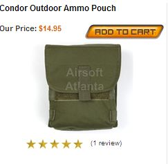Airsoft Grenade: Purchasing a Quality Set of Condor Tactical Gears