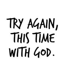The moment I feel afraid or overwhelmed, I reach for His hand. I go directly to Him and pray. It wasn't always this easy. I used to just sit and worry. I woul