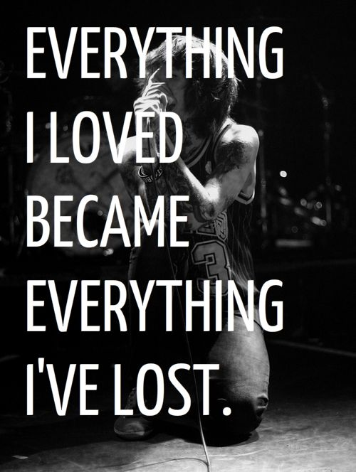 BMTH Quotes | Bring Me The Horizon bmth oliver sykes it never ends ...