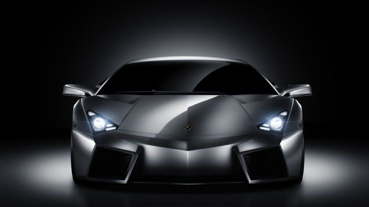 Download Wallpaper x Lamborghini Reventon Roadster Side
