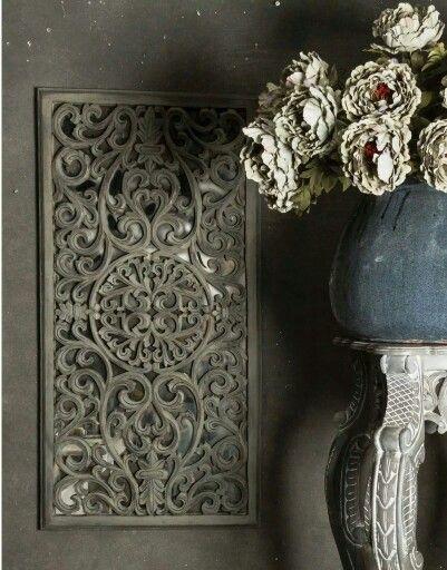 17 beste afbeeldingen over achterdeur backdoor op pinterest smeedijzeren raam en buiten idee n - Decoratie schilderij gang ...