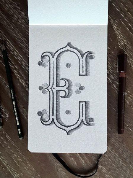 Xavier Casalta's creative alphabet