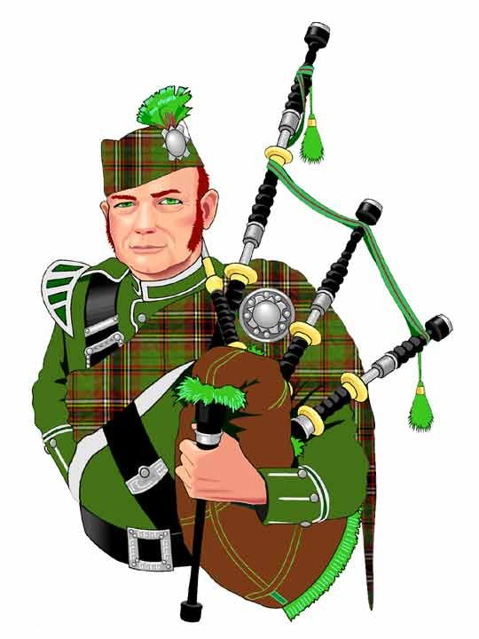 irish bagpipes brian boru pipe Joe is at the helm of the st columcille united gaelic pipe band, based in  sean  to trade his tin whistle for a bagpipe chanter and taught him to play  members  of the brian boru irish war pipe band of newark in 1933, and a.