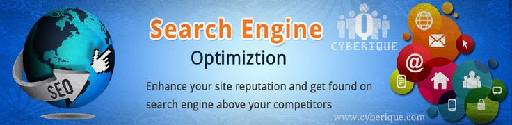 #SEO #Services - We provide #SEO #Services in India and around the world can make or brake your website. Rank your websites Google Search Results with Best SEO Company . See more: http://www.cyberique.com/web-design-service.php