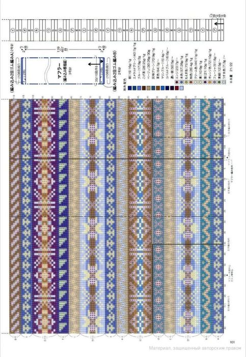 147 best most beautiful fair isle patterns images on Pinterest ...