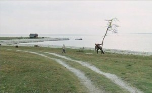 """""""The Sacrifice"""" Tarkovsky. If we're really talking about proper first-viewings."""