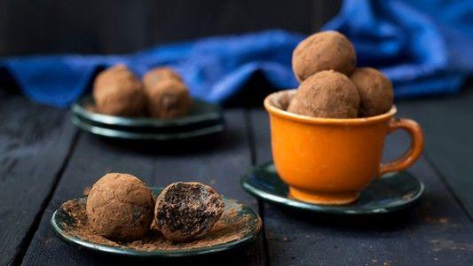 Avokádové truffles | VARENÝ-pečený