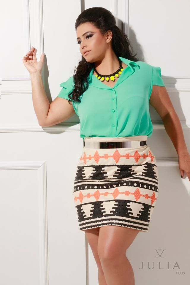 Beautiful plus size clothing