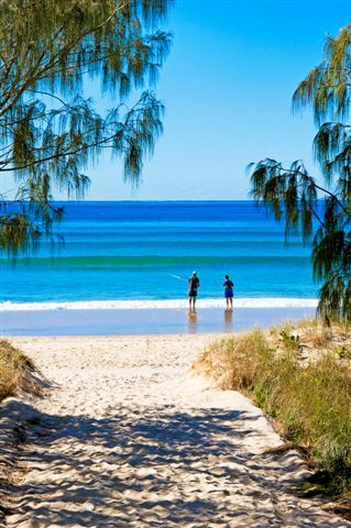 Relax in luxury and enjoy panoramic beach and ocean views from your absolute beachfront apartment..#travel #vacation #holidays www.OzeHols.com.au/85