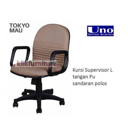 Tokyo Mau Uno Kursi Kantor Supervisor