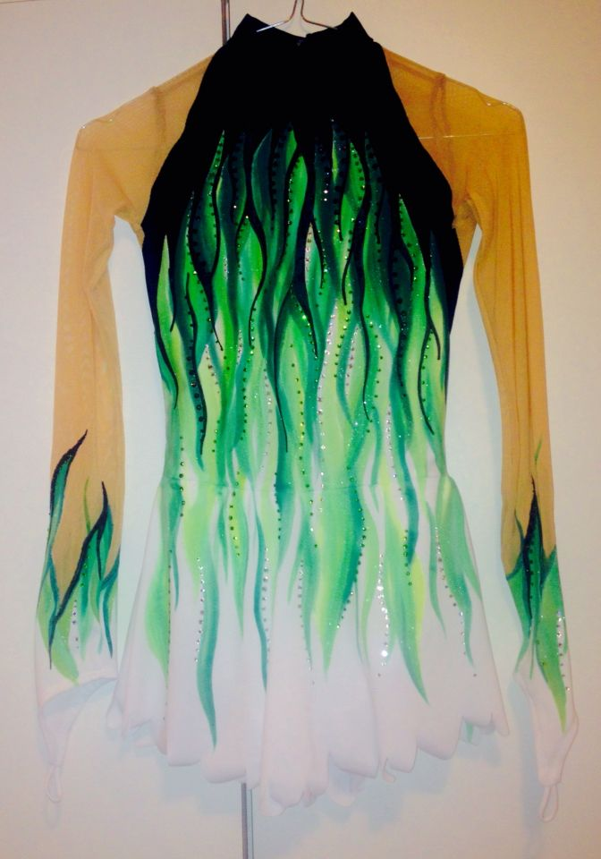 www.facebook.com/groups/nayart gymnastics leotard by NayART di Natascia Minoggio