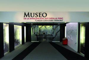 Museo en Lima es dedicado a inmigrantes japoneses. Los peruanos podremos conocer más de la cultura e historia japonesa, así como su inmigración a nuestro país a finales del siglo XIX, a través de su museo que se encuentra en el segundo piso del Centro Cultural Peruano Japonés.
