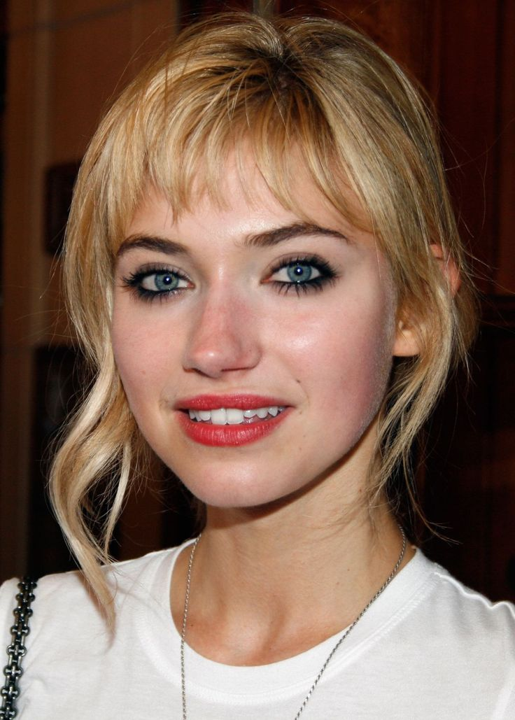 imogen poots - Google Search | Hair | Pinterest | Eyebrows ...