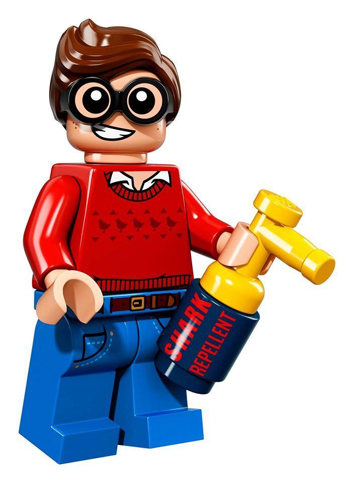 NEW LEGO Minifigure collectable series announced - The LEGO Batman Movie - Dick Grayson