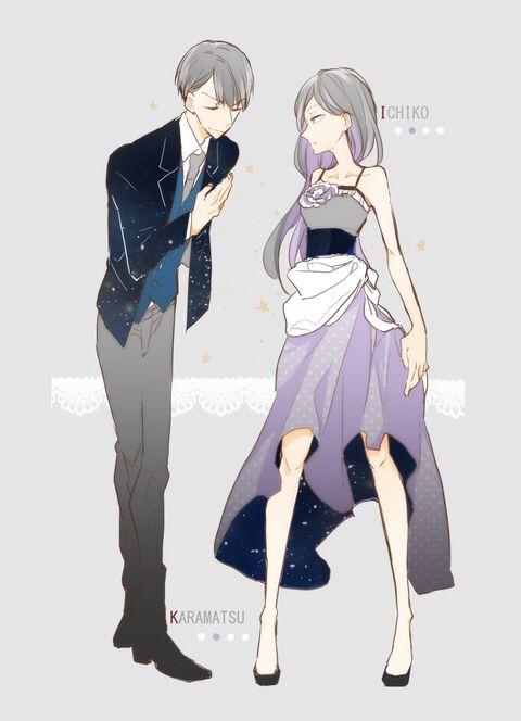 Karamatsu & Ichiko