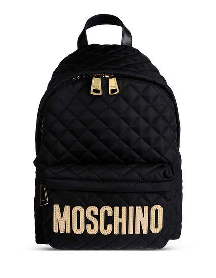 MOSCHINO Rucksack. #moschino #bags #