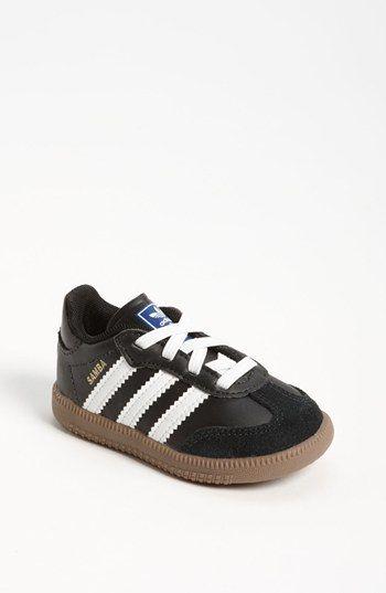 adidas 'Samba' Sneaker (Walker Toddler) available at #Nordstrom