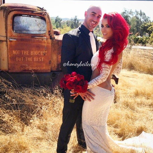 On August 22, 2014, Natalie Marie Nelson (WWE Diva Eva Marie) married Jonathan Coyle at Viansa Winery in Sonoma, California. The couple, who eloped several months ago, will have their wedding featured on the E! reality show Total Divas season three.
