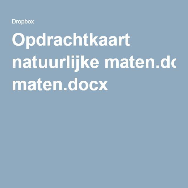 Opdrachtkaart natuurlijke maten.docx