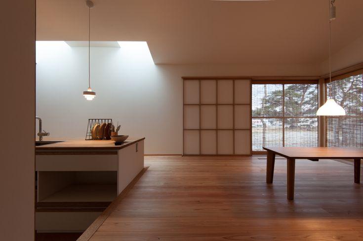 飯田亮建築設計室×COMODO建築工房の時事日想の画像