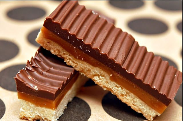 Hugs & CookiesXOXO: TWIX BARS....THE VERSION THAT WON THE TASTE TEST!