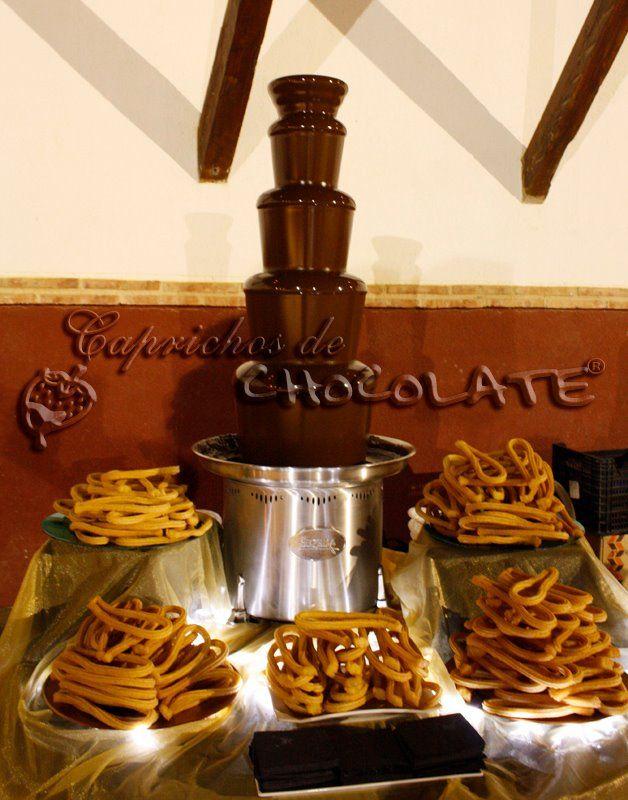 8 best images about fuentes de chocolate on pinterest - Fuente de pared ...