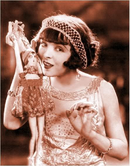 Colleen Moore is a puppeteer in The Perfect Flapper 1924