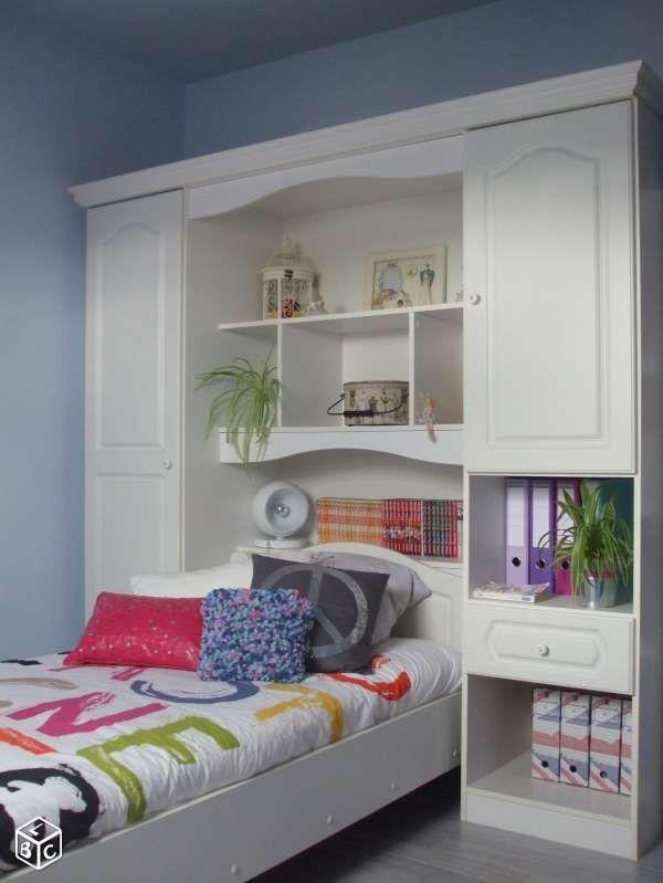 lit fille design stunning chambre fille lit superpose. Black Bedroom Furniture Sets. Home Design Ideas