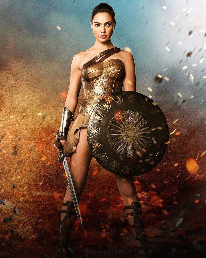 Bedste 25 Wonder Woman Fitness Idéer på Pinterest Amazoner Wonder Woman-3686