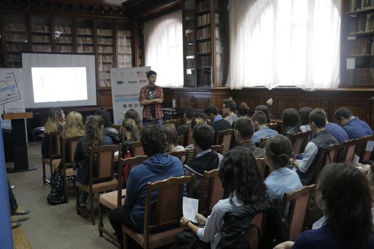 Eveniment de prevenire cu elevii, in Craiova!